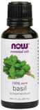 Now Basil Essential Oil - 30ml