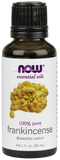 Now 100% Pure Frankincense Essential Oil - 30ml