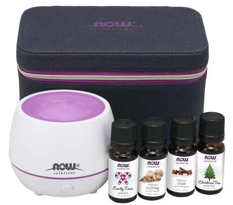 Now Essential Oil Holiday Cheer Gift Case