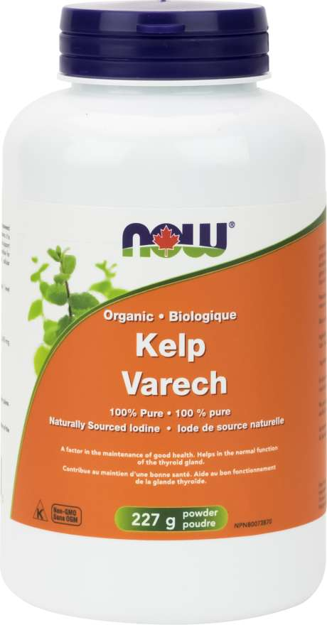Now Organic Kelp Powder - 227g