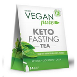 Vegan Pure Keto Fasting Tea - 14 Sachets