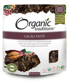 Organic Traditions Cacao Paste - 227g