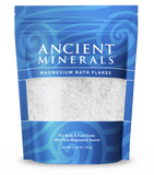 Ancient Minerals Magnesium Bath Flakes - 750g