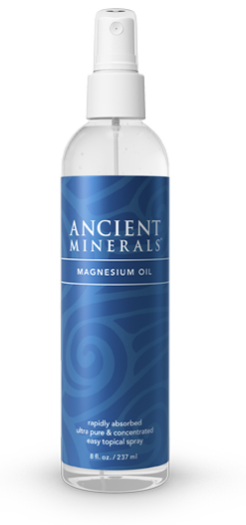 Ancient Minerals Magnesium Oil - 237ml