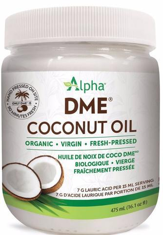 ALPHA DME Coconut Oil - 475ml