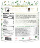 Organic Traditions Seasonal: Organic Mint Chocolate Latte - 150g