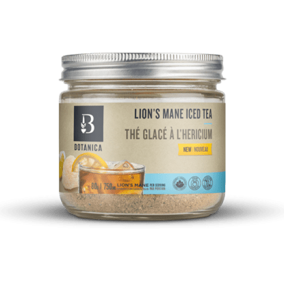 Lion's Mane Iced Tea - 80G