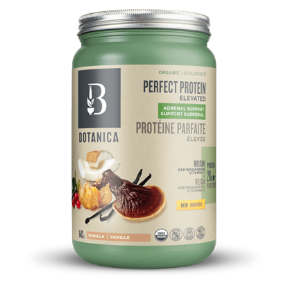 Botanica Perfect Protein Elevated Adrenal Support - 642g