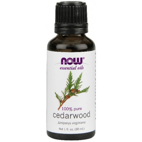 Cedarwood Essential Oil - 30ml