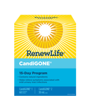 Renew Life CandiGone - 15 Day Candida Cleanse