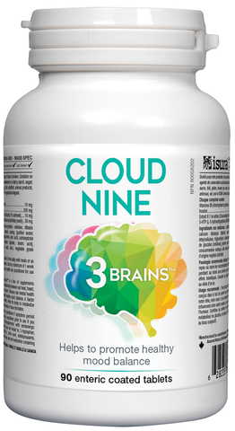 3 Brains Cloud Nine - 90 tablets