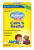 Hyland's Calms Forte 4 Kids - 125 Tablets
