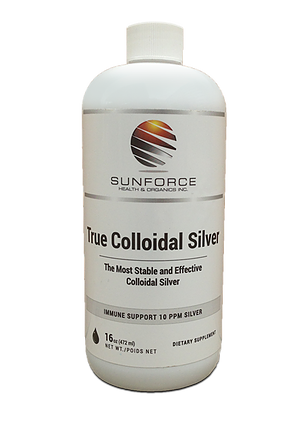 Sunforce Colloidal Silver - 16oz
