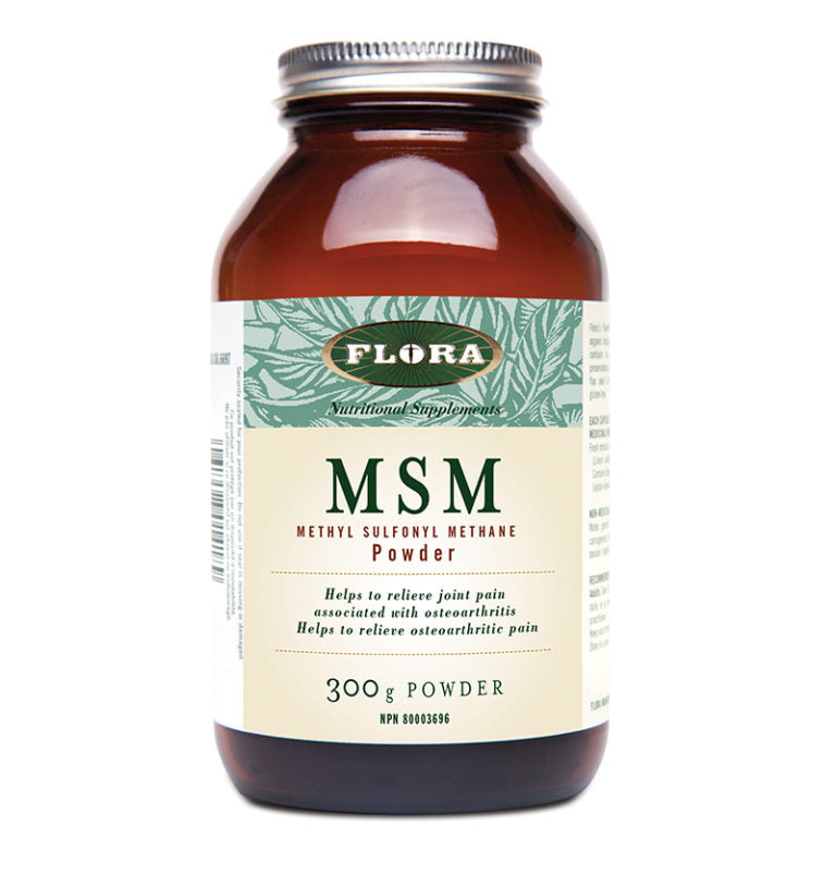 Flora MSM Powder - 300g