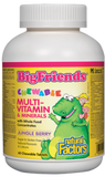 Big Friends Chewable Multivitamin Berry - 60 Chewable Tablets