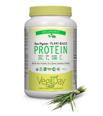 VegiDay Plant-Based Protein -  Unflavored - 972g