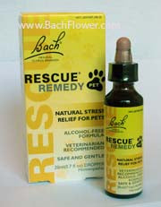 Bach Flower Remedies Rescue Remedy For Pets - 10ml