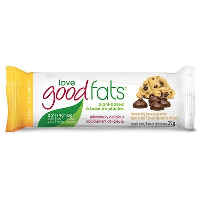 Suzie's GoodFats Plant Based Chocolate Chip Cookie Dough - Single