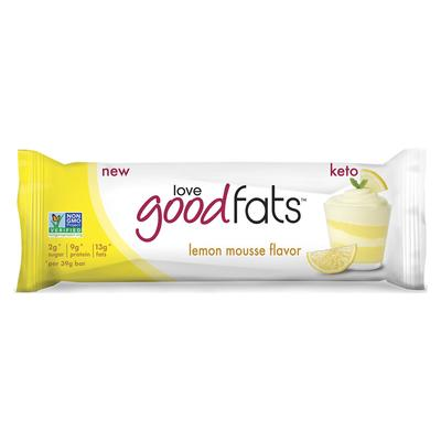 Suzie's GoodFats Lemon Mousse - Single