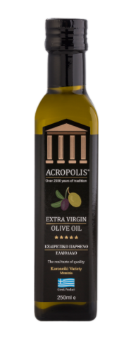 Acropolis Organics Extra Virgin Olive Oil - 250ml
