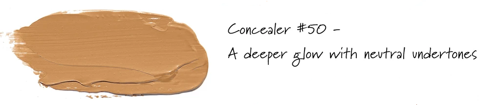 Mad Hippie Mineral Concealer - Shade 50