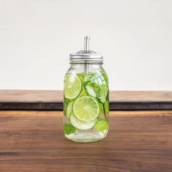The Mason Tap Mason Jar Pour Spout