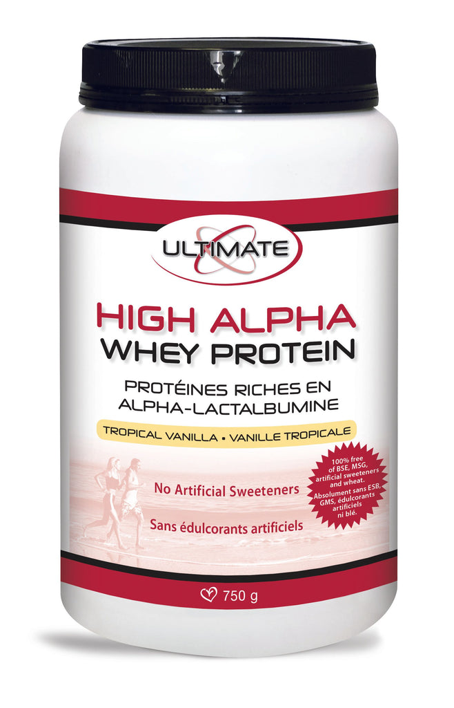 Ultimate High Alpha Whey Protein Tropical Vanilla - 750g