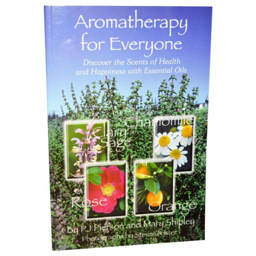 Aromatherapy for Everyone - Book