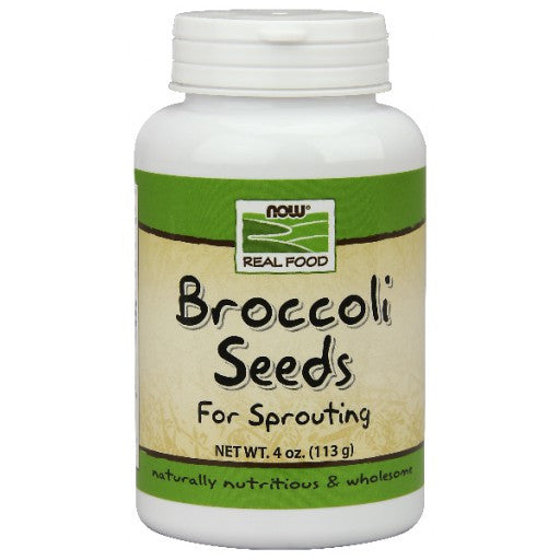 Now Broccoli Seeds - 113g