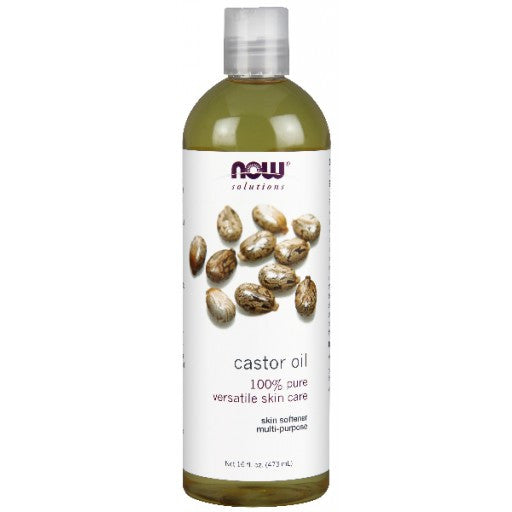 100% Pure Castor Oil - 16oz