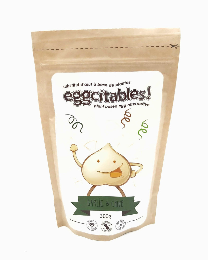 Eggcitables Garlic & Chive - 300g