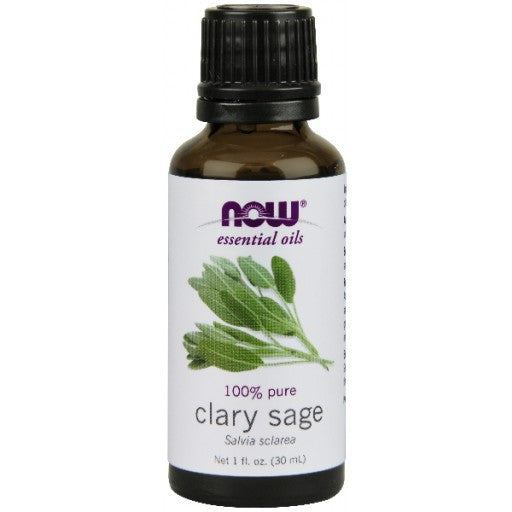 Clary Sage Essential Oil - 30ml