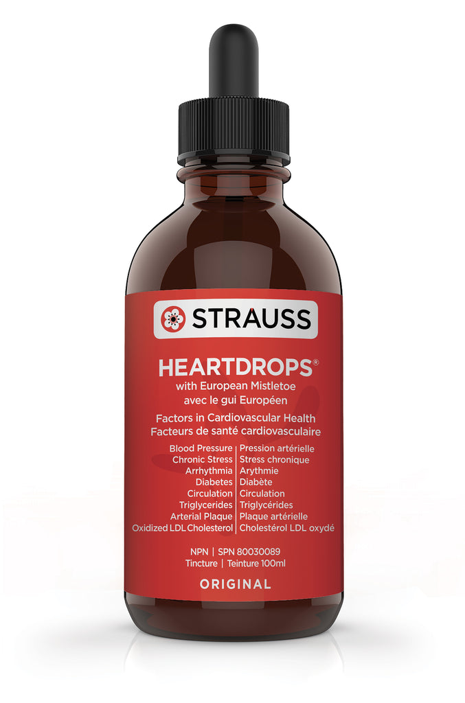 Strauss Heart Drops Original - 100ml