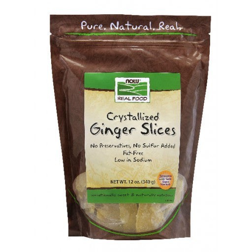 Crystallized Ginger Slices - 340g