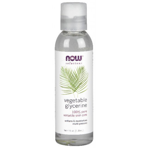 Now Vegetable Glycerine - 118ml