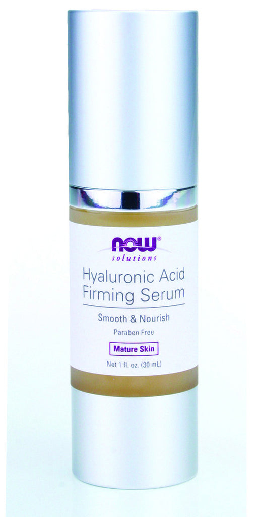 Now Hyaluronic Acid Firming Serum - 30ml