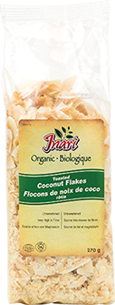 Inari Organic Toasted Coconut Flakes - 270g