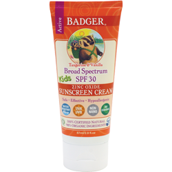 Badger Balm Sunscreen Kids SPF 30