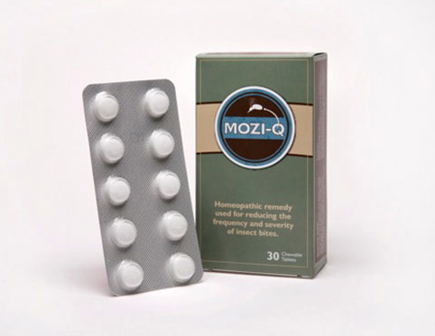 Mozi-Q - 60 Chewable Tablets