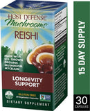 Host Defense Reishi - 30 Capsules