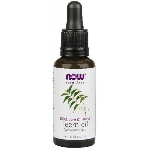 Now Neem Essential Oil - 30ml