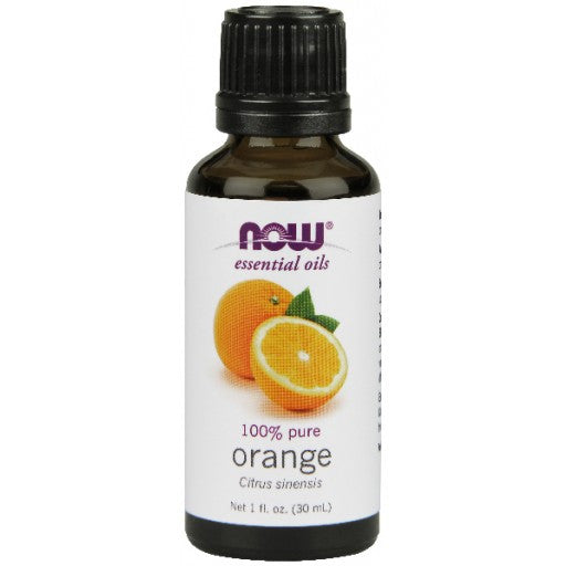 Now Orange Essential Oil - 30ml