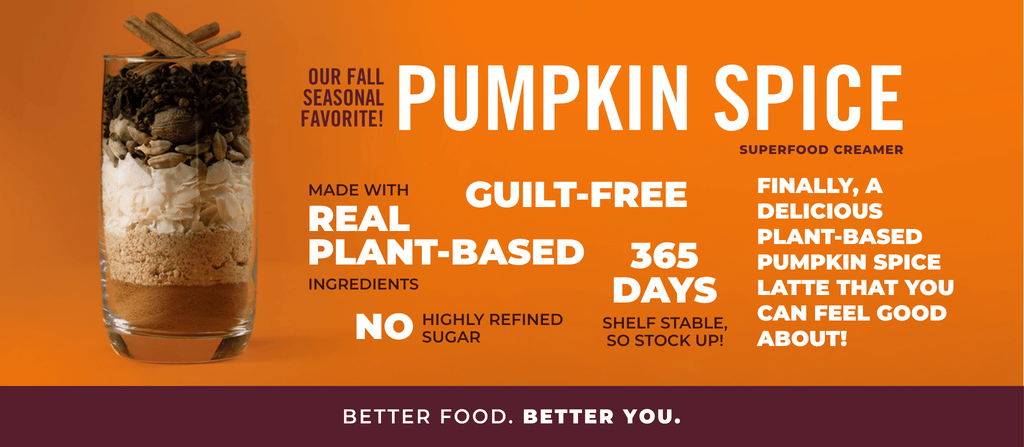 Laird Superfood Pumpkin Spice Superfood Creamer - 227g