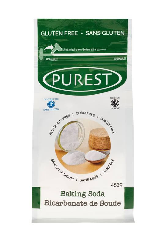 Purest Baking Soda - 453g