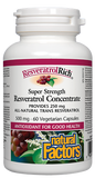 ResveratrolRich™ Super Strength Resveratrol Concentrate - 500mg 60 Vegetarian Capsules