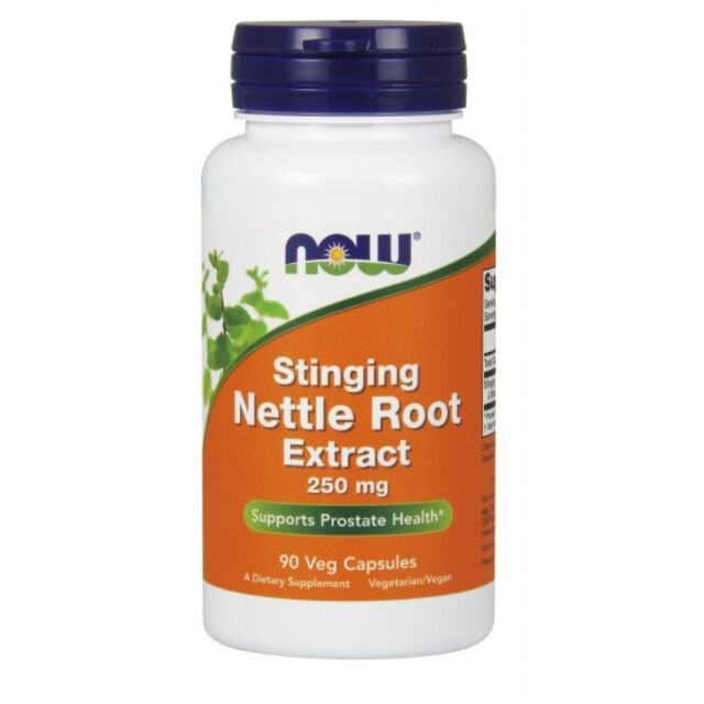 Now Stinging Nettle Root Extract 250mg - 90 Capsules