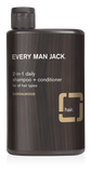 Every Man Jack Sandalwood Shampoo + Conditioner - 400ml