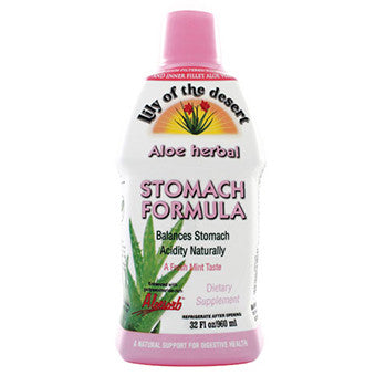 Aloe Vera Herbal Stomach Formula - 32oz
