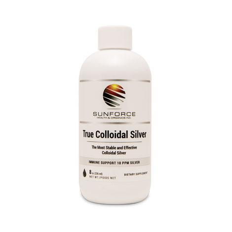 Sunforce Colloidal Silver - 8oz