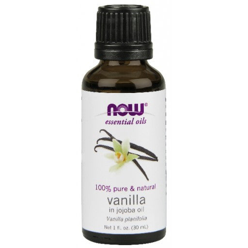 Now Vanilla Essential Oil - 30ml